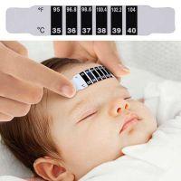 Mama-Baby Care Παιδικό Αυτοκόλλητο Θερμόμετρο Μετώπου 1τμχ