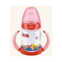 Nuk Baby Gluck First Choice Μπιμπερό Εκπαίδευσης Με Ρύγχος Σιλικόνης 6-18m 150ml