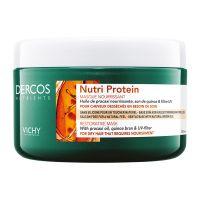 Vichy Dercos Nutrients Nutri Protein Μάσκα Αναδόμησης Για Ξηρά Μαλλιά 250ml