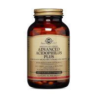 Solgar Andvanced Acidophilus Plus Προβιοτικά 120 Veg. Caps