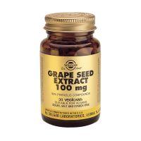 Solgar Grape Seed Extract 100mg Αντιοξειδωτικά 30 Veg. Caps