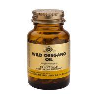 Solgar Wild Oregano Oil (Origanum vulgare) Σούπερ Τροφές 60 Softgels