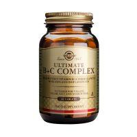 Solgar Ultimate B+C Complex Βιταμίνες 60 Tabs