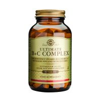 Solgar Ultimate B+C Complex Βιταμίνες 90 Tabs