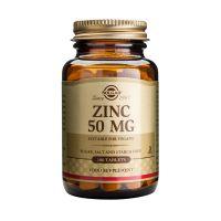 Solgar Zinc 50mg Μέταλλα-Ιχνοστοιχεία 100 Tabs