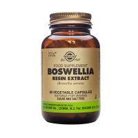 Solgar Boswellia Resin Extract (Boswellia serrata) Ενισχυμένα Φυτικά Εκχυλίσματα 60 Veg. Caps