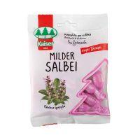 Kaiser Καραμέλες Για Το Βήχα Με Φασκόμηλο & 13 Βότανα 60g