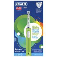 Oral-B Junior Sensi Ultra Thin Παιδική Ηλεκτρική Οδοντόβουρτσα 6 Ετών+