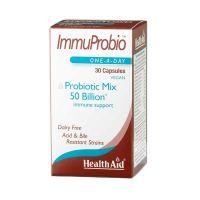 Health Aid ImmuProbio Προβιοτικά 30 Κάψουλες