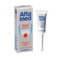 Aftamed Shield Στοματική Γέλη Υψηλής Συγκέντρωσης Για Μεγάλες & Πολύ Επώδυνες Άφθες 8ml