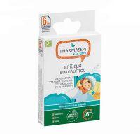 Pharmasept Kid Care Επίθεμα Ευκαλύπτου Που Απελευθερώνει Σταδιακά Το Άρωμά Του & Βοηθά Στην Αναπνοή 6τμχ 3Y+