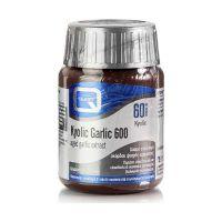 Quest Kyolic Garlic 600 Συμπλήρωμα Διατροφής Για Το Ανοσοποιητικό & Καρδιαγγειακό 60 Ταμπλέτες
