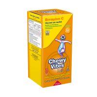Chewy Vites Βιταμίνη C Βιταμίνες Ζελεδάκια Αρκουδάκια Με Φυσικό Χυμό Φρούτων 60 Fruity Bears