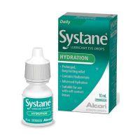 Systane Hydration Λιπαντικές Οφθαλμικές Σταγόνες 10ml