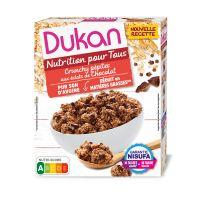 Dukan Δημητριακά (Clusters) Με Κομμάτια Σοκολάτας 350g