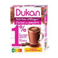 Dukan Κακάο 1% Λιπαρά Σε Σκόνη 200g