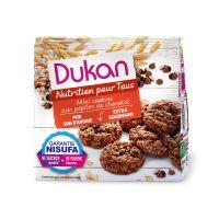 Dukan Μίνι Cookies Βρώμης Με Κομμάτια Σοκολάτας 100g