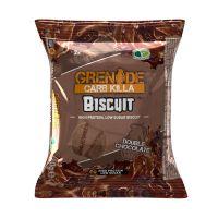 Grenade Carb Killa Μπισκότα Υψηλής Πρωτεΐνης Double Chocolate 50g