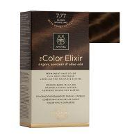 Apivita My Color Elixir Μόνιμη Βαφή Μαλλιών 7.77 Ξανθό Έντονο Μπεζ
