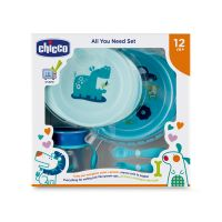 Chicco All You Need Set Φαγητού Με 5τμχ 12m+