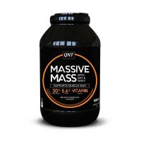 QNT Massive Mass Oat Με Γεύση Belgian Chocolate 2700g