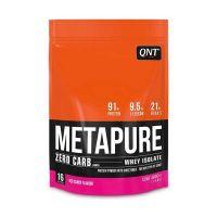 QNT Metapure Zero Carb Απομονωμένη Πρωτεΐνη Ορού Γάλακτος Με Γεύση Red Candy 480g