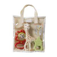 Sophie La Girafe Set Δώρου Με Τσαντούλα 0m+