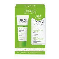Uriage Hyseac Set Με Mat Κρέμα Προσώπου Για Ματ Όψη Για Μικτό/Λιπαρό Δέρμα 40ml & Δώρο Eau Micellaire Thermale Ιαματικό Νερό Καθαρισμού & Ντεμακιγιάζ Προσώπου/Ματιών Για Μικτό/Λιπαρό Δέρμα 100ml