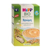 Hipp Bio Κρέμα Χωρίς Γάλα Με Βρώμη 4m+ 200g