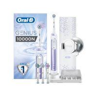 Oral-B Genius 10000N Orchid Purple Ηλεκτρική Επαναφορτιζόμενη Οδοντόβουρτσα