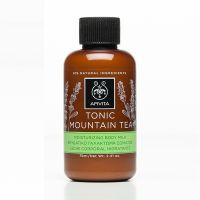 Apivita Tonic Mountain Tea Ενυδατικό Γαλάκτωμα Σώματος Travel Size 75ml