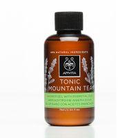 Apivita Tonic Mountain Tea Αφρόλουτρο Με Αιθέρια Έλαια Travel Size 75ml