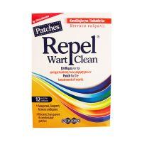 Uni-pharma Repel Wart Clean Επίθεμα Για Την Αντιμετώπιση Των Μυρμηγκιών 12τμχ