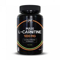 QNT Maxi L-Carnitine 1000mg 90 Tabs