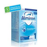 Nutricia Almiron 1 Γάλα 1ης Βρεφικής Ηλικίας 0-6m 600g