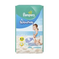 Pampers Splashers Πάνες-Μαγιό 9-15kg 11τμχ