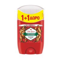 Old Spice Bearglove Set Αντιιδρωτικό Αποσμητικό Στικ 50ml 1+1 Δώρο