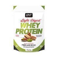 QNT Light Digest Whey Protein Η Νέα Γενιά Πρωτεΐνης Με Γεύση Pistachio 500g