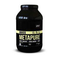 QNT Metapure Mass Μέγιστη Αύξηση Μεγέθους & Δύναμης Με Γεύση Vanilla 1815g