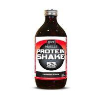 QNT Protein Shake Για Μυϊκή Αποκατάσταση Με Γεύση Φράουλα 500ml