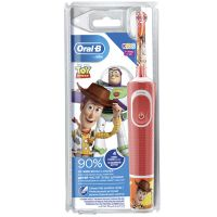 Oral-B Kids Toy Story Παιδική Επαναφορτιζόμενη Ηλεκτρική Οδοντόβουρτσα 3Y+