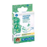 Winter Herbs Αρωματικό Επίθεμα Με Ευκάλυπτο & Μέντα 6τμχ