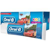 Oral-B Kids Παιδική Φθοριούχος Οδοντόκρεμα 3Y+ 75ml