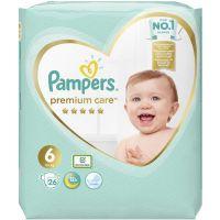 Pampers Premium Care Πάνες No6 13kg+ 26τμχ