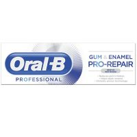 Oral-B Professional Gum & Enamel Pro-Repair Gentle Whitening Οδοντόκρεμα Για Καθημερινή Χρήση Για Ευαίσθητα Δόντια 75ml