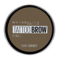 Maybelline Tattoo Brow 24h Ημιμόνιμο Τατουάζ Φρυδιών 03 Medium Brown
