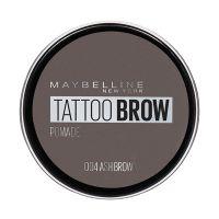 Maybelline Tattoo Brow 24h Ημιμόνιμο Τατουάζ Φρυδιών 04 Ash Brown