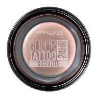 Maybelline Color Tattoo 24hr Κρεμώδης Σκιά Ματιών Socialite