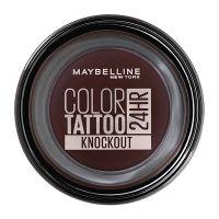 Maybelline Color Tattoo 24hr Κρεμώδης Σκιά Ματιών Knockout