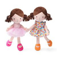 Babyono Παιχνίδι Αγκαλιάς Κούκλα Λένα 3m+